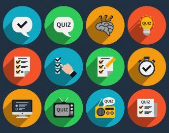 Comment réaliser un quizz dans une formation e-learning ?